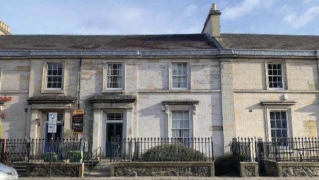 Thumbnail Office for sale in Viewfield Place, Stirling