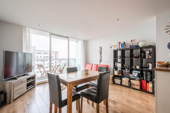 Thumbnail Flat for sale in Fathom Court, 2 Basin Approach, Royal Docks