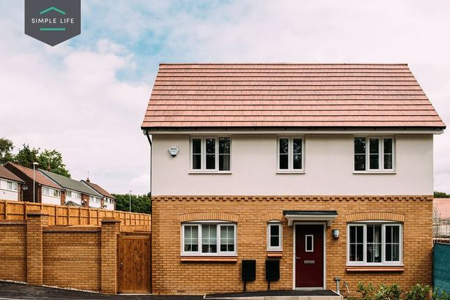 Semi-detached house to rent in Lidgate Close, Kirkby