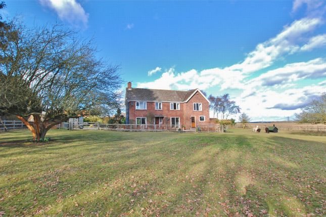 Thumbnail Detached house for sale in Church Road, Twinstead, Sudbury, Essex