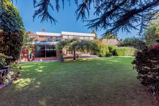 Thumbnail Detached house for sale in Furze Road, High Salvington, Worthing, West Sussex