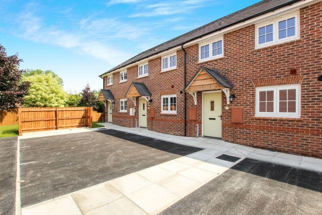 2 bedroom terraced house for sale in Barnet Chase, Sherburn In Elmet
