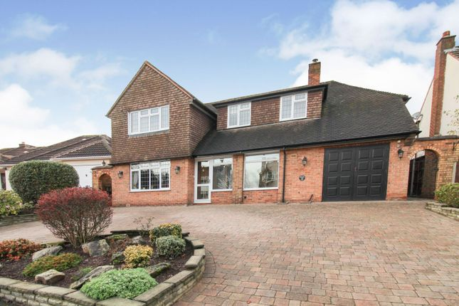 Thumbnail Detached house for sale in Thornhill Park, Sutton Coldfield