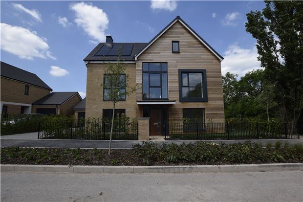 Thumbnail Detached house for sale in Plot 139 The Olive, Locking Parklands, Locking, Weston-Super-Mare