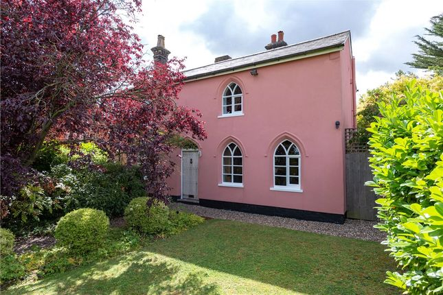 Thumbnail Detached house for sale in School Road, Pentlow, Suffolk