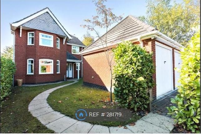 Thumbnail Detached house to rent in Ash View, Kidsgrove