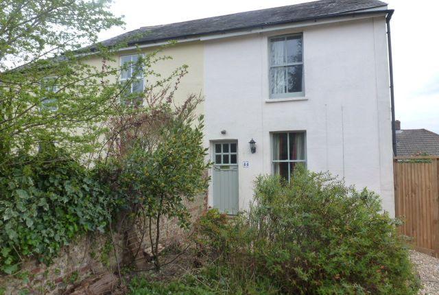 Thumbnail Semi-detached house to rent in Upper Weybourne Lane, Farnham