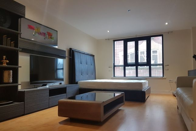 Thumbnail Flat to rent in Colton Street, City Centre, Leicester