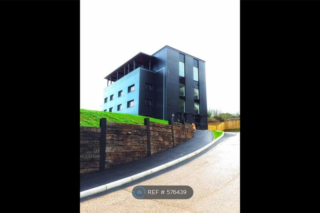 Thumbnail Flat to rent in Conitor House, Newton Abbot