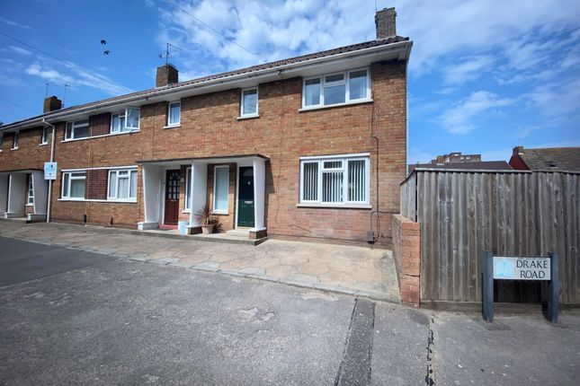 Thumbnail Terraced house to rent in Drake Road, Poole