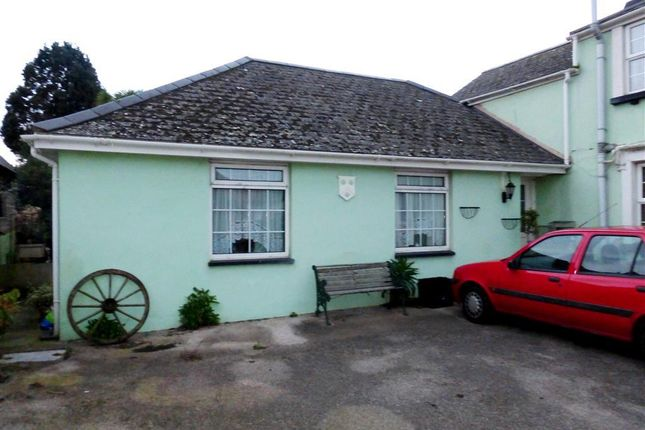 Thumbnail Bungalow to rent in Greenover Road, Brixham