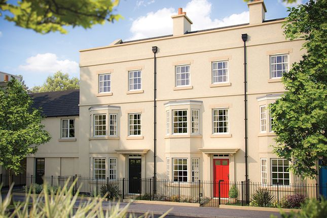 """Thumbnail Semi-detached house for sale in """"The Carswell"""" at Haye Road, Sherford, Plymouth"""
