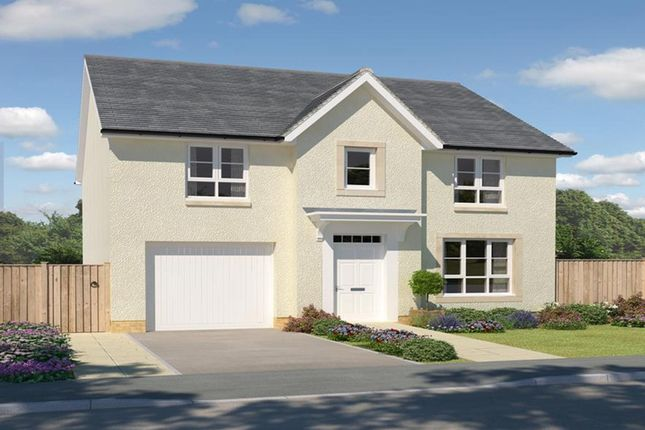 "Thumbnail Detached house for sale in ""Carrick"" at Greystone Road, Kemnay, Inverurie"