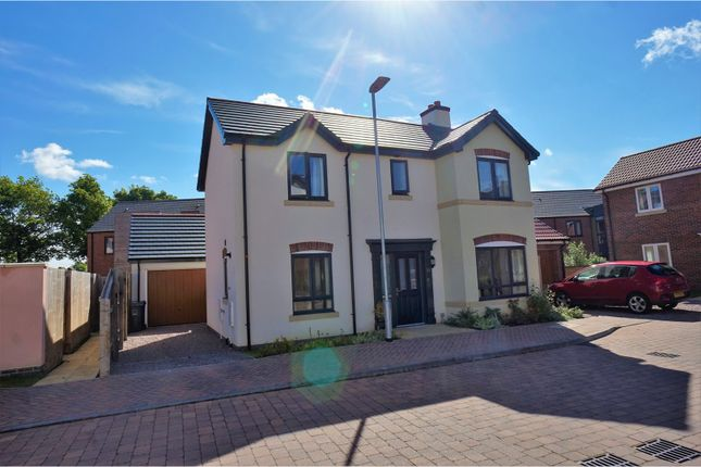 Thumbnail Detached house for sale in Canal Court, Saxilby, Lincoln