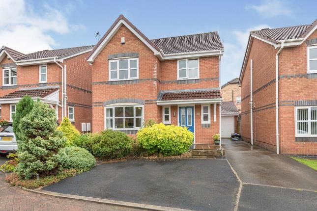 3 bed detached house for sale in Cyclamen Close, Leyland, Lancashire PR25