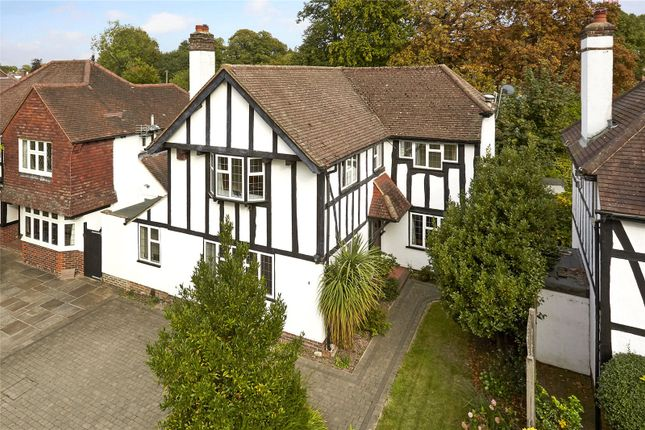 Thumbnail Detached house for sale in Squirrels Way, Epsom, Surrey