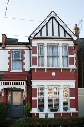 Thumbnail Flat for sale in Radcliffe Road, London