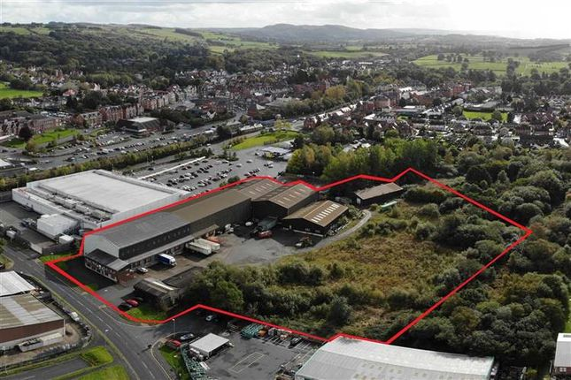 Thumbnail Industrial for sale in Waterloo Road, Llandrindod Wells