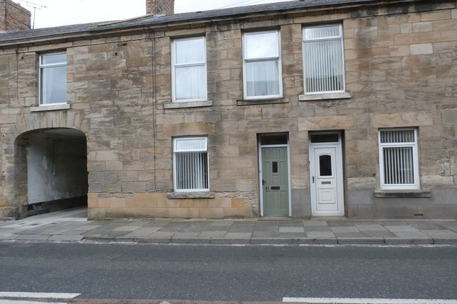 Thumbnail Flat to rent in High Street, Amble, Morpeth