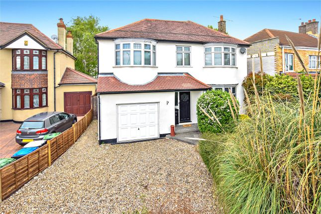 Thumbnail Detached house for sale in Arbuthnot Lane, Bexley, Kent