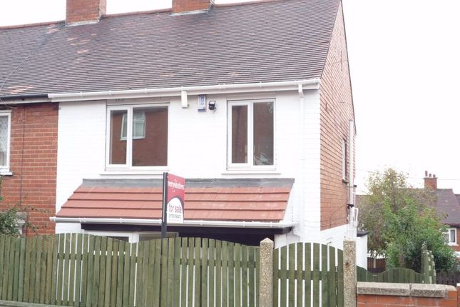 Thumbnail Semi-detached house to rent in Beech Crescent, Mexborough, South Yorkshire, South Yorkshire, uk