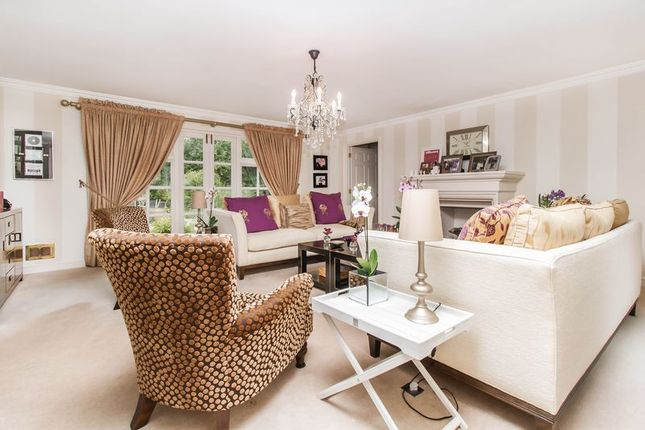 Thumbnail Detached house for sale in Grove Lane, Chigwell