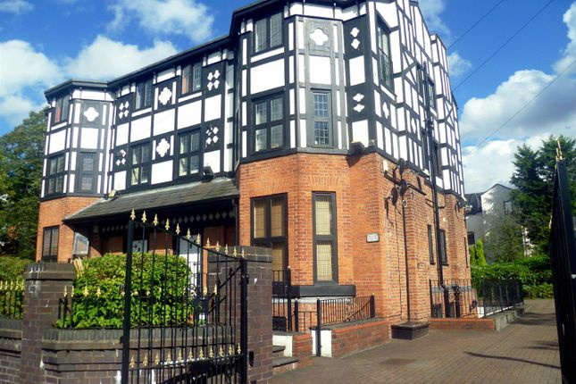 Thumbnail Flat to rent in Abbey Lodge, 14 -16 Abbey Grove, Eccles