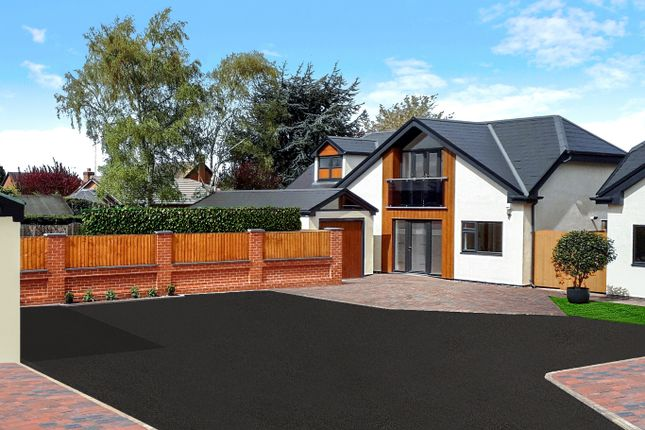 Thumbnail Detached house for sale in Nottingham Road, Toton