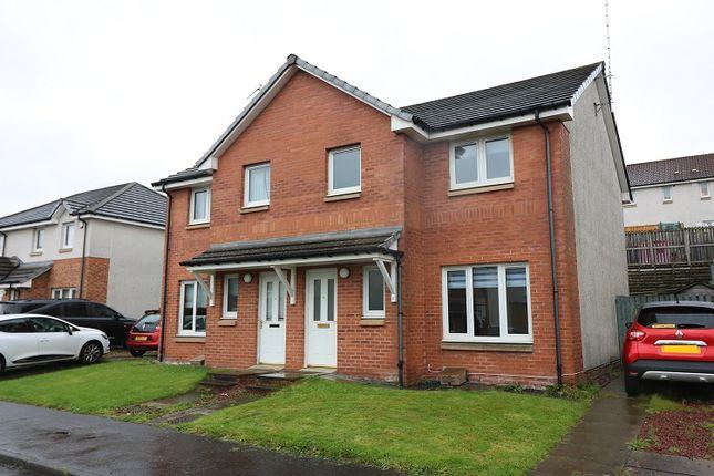Thumbnail Semi-detached house to rent in Craigendmuir Street, Glasgow