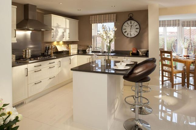"""Thumbnail Detached house for sale in """"Manning"""" at Poppyfields Way, Brackley"""
