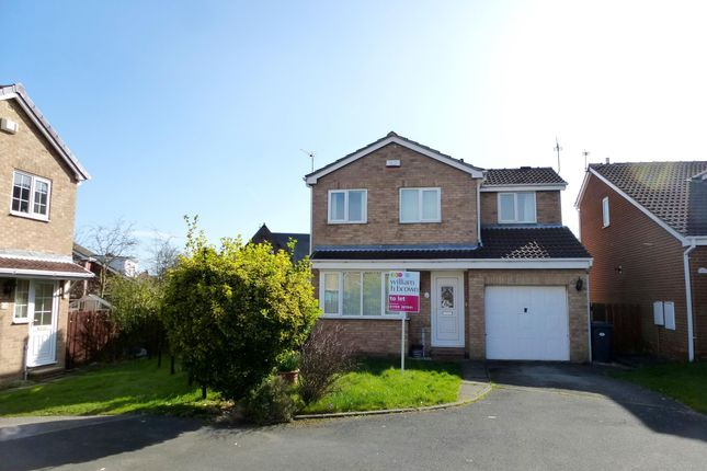 Thumbnail Detached house to rent in Hoober Court, Rawmarsh, Rotherham