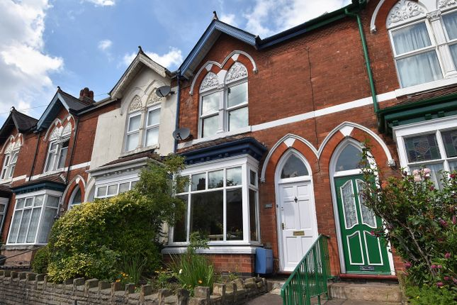 Thumbnail Terraced house for sale in Beaumont Road, Bournville, Birmingham