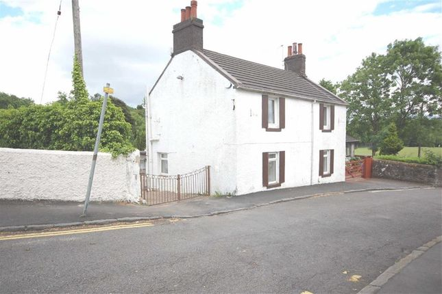 Thumbnail Detached house for sale in William Street, Duntocher, Clydebank