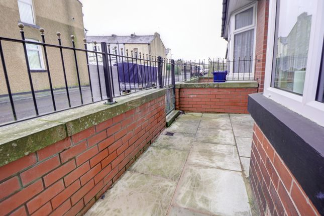 Paved Forecourt of Thorn Street, Bacup OL13
