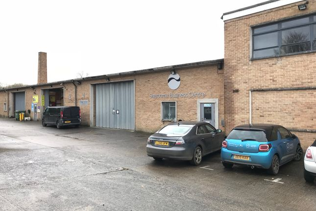 Thumbnail Industrial to let in Unit1 Sherborne Business Centre, Sherborne