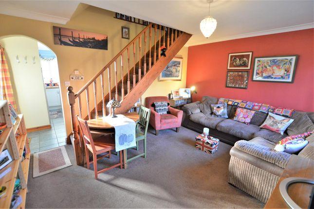 Living Room of Church Road, Wittering, Peterborough PE8