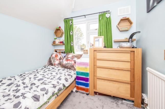 Bedroom Three of Iris Avenue, Birstall, Leicester, Leicestershire LE4
