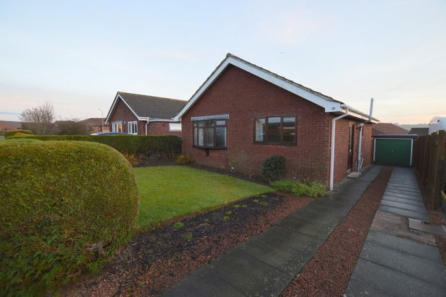 Thumbnail Detached bungalow to rent in Lindisfarne Gardens, Tweedmouth, Berwick Upon Tweed, Northumberland