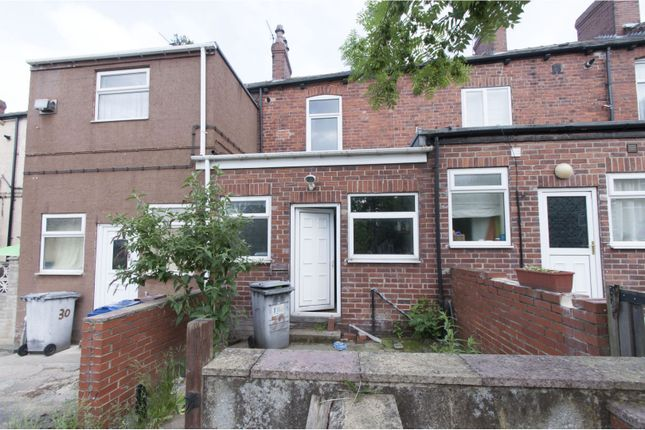 Rear View of Bartholomew Street, Wombwell, Barnsley S73