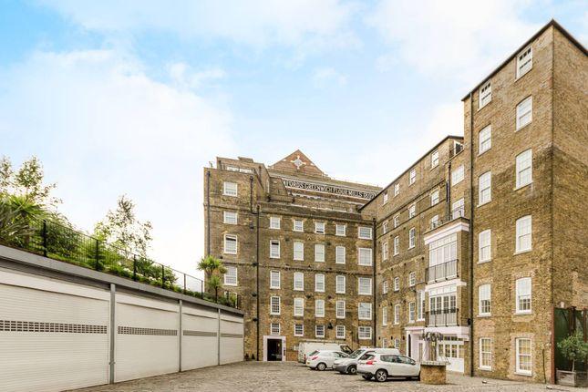 Thumbnail Flat to rent in Mumford Mills, Greenwich