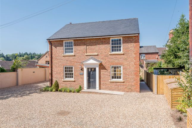 Thumbnail Detached house for sale in Pellow Court, Old Street, Ludlow, Shropshire