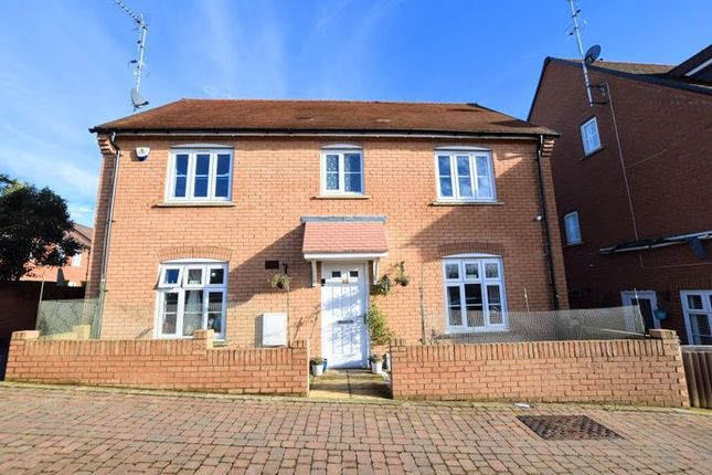 4 bed detached house for sale in Beeston Lane, Aylesbury HP19
