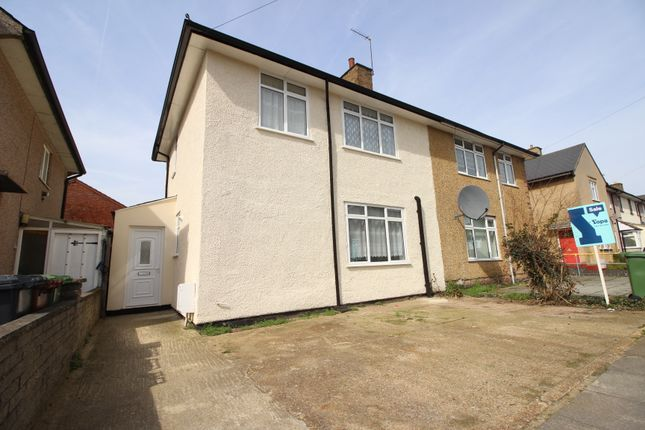 Thumbnail Semi-detached house for sale in Lichfield Road, Becontree, Dagenham
