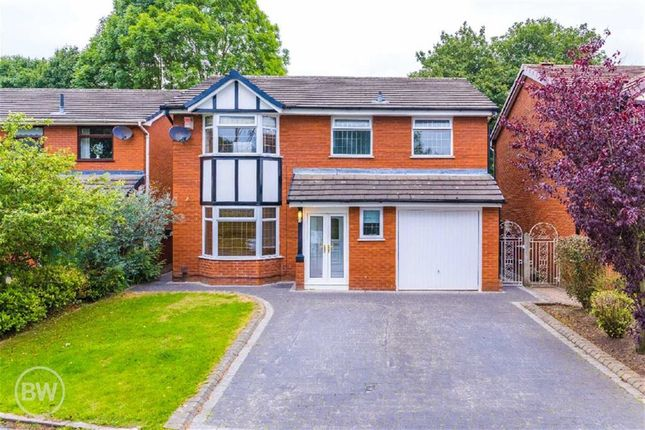 Thumbnail Detached house to rent in The Pines, Leigh, Lancashire