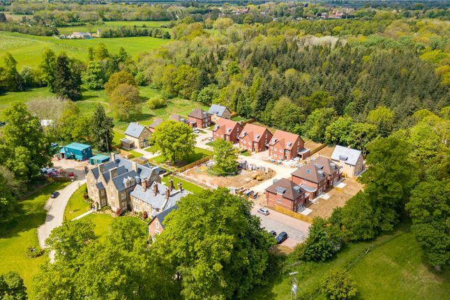 Thumbnail Detached house for sale in 25, The Heythrop, Parklands Manor, Besselsleigh, Oxfordshire