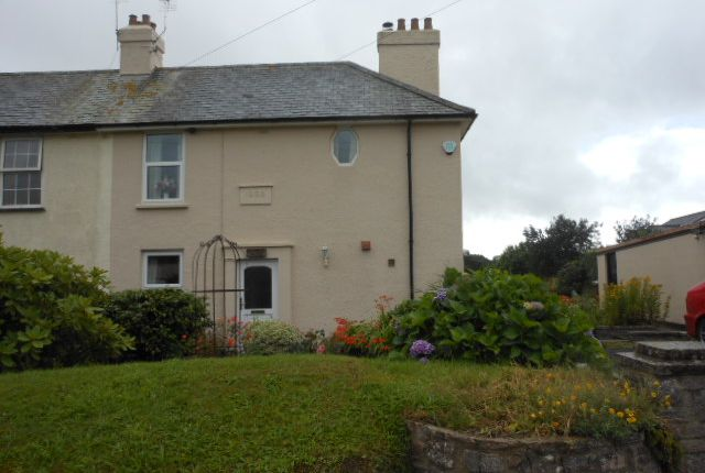 Thumbnail Semi-detached house to rent in Morchard Road, Crediton