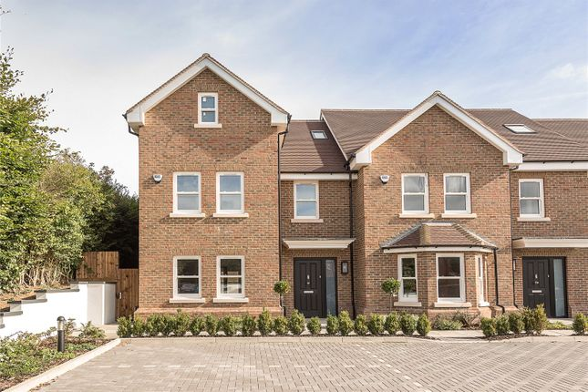Thumbnail End terrace house for sale in The Harrow, Luton Road, Harpenden, Hertfordshire