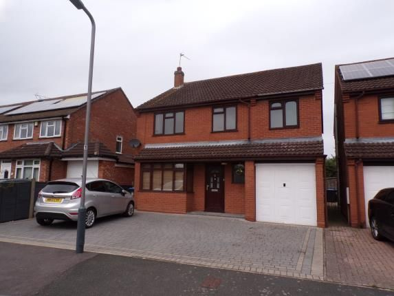 Thumbnail Detached house for sale in Westmead Avenue, Studley, Warwickshire, .
