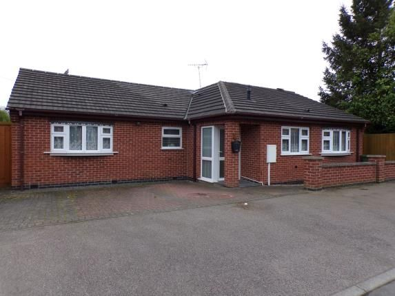 Thumbnail Bungalow for sale in Hillrise Avenue, Braunstone Town, Leicester, Leicestershire