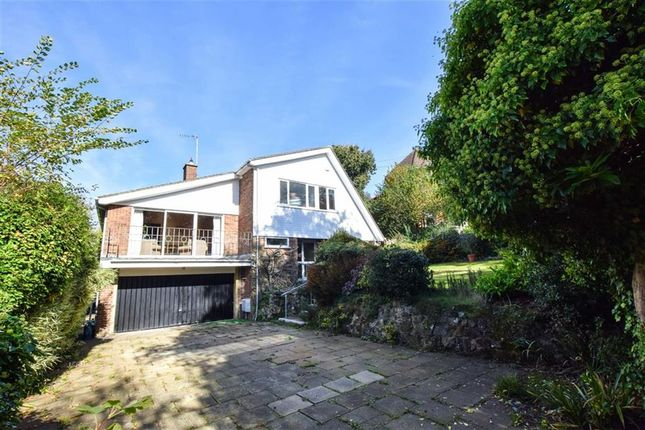 Thumbnail Detached house for sale in Branksome Road, St Leonards-On-Sea, East Sussex